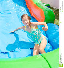 inflatable backyard water park