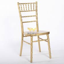 The Chiavari Chair Company Golden Wooden Chiavari Chair For Wedding Event China Wholesale