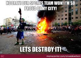 Sports Memes - sports fan logic by sirwadewilson meme center