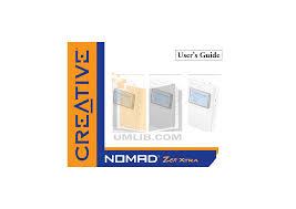nx training manual download free pdf for creative nomad jukebox zen nx 20gb mp3