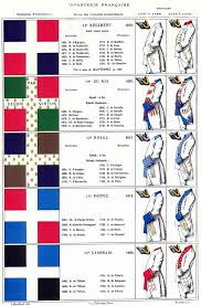 French Flag Revolutionary War Regimental Colours French Infantry Regiments 11 15 Eighteenth