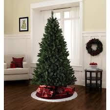 unlit artificial christmas trees fantastic christmas tree unlit 9 sears artificial ultima 4 and