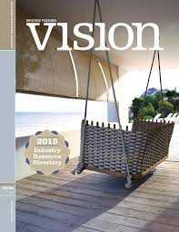 window fashion vision july august 2015 by window fashion vision