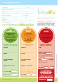 free printable asthma plan show your doctor discuss before using