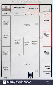Floor Plan Of The Office A Floor Plan Of The Third Floor Of Carolinum Secondary
