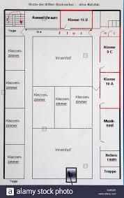 a floor plan of the third floor of carolinum secondary