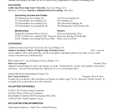sle resume for chartered accountant student journal writing magnificent good accounting student resume ideas documentation
