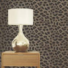 luxury leopard print wallpaper 10m room decor all colours tiger