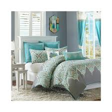 Grey And Teal Bedding Sets Bedding Set Cool Blue And Grey Crib Bedding Sets Noticeable Blue