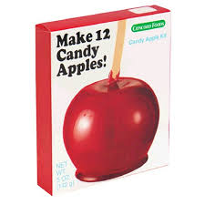 where can i buy candy apple apples candy concord candy apple kits 5 ounce wraps pack of