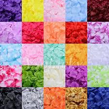 popular rose petal confetti buy cheap rose petal confetti lots