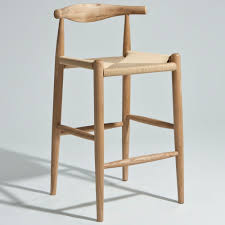countertop stools kitchen hans wegner elbow bar counter stool hans wegner counter stool