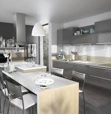 exemple de cuisine en u cuisine en u unique modele cuisine en u great ophrey exemple plan