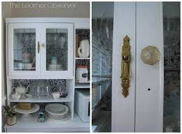 The Styling Hutch Wall Unit To Kitchen Hutch Makeover U2014 The Thinking Closet