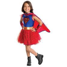 Superwoman Halloween Costumes Supergirl Tutu Dress Halloween Costume Small Sam U0027s Club