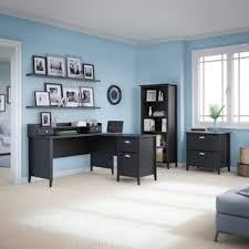 L Desk Office L Shaped Desks For Less Overstock