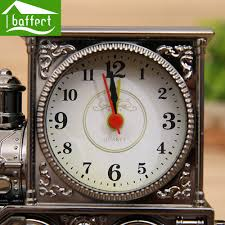 family clocks desk decoration mechanical alarm clock creative
