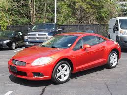 orange mitsubishi eclipse in ohio for sale used cars on