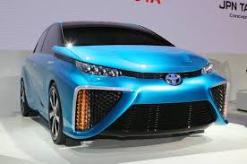 toyota cars for sale toyota projects 5000 to 10 000 annual sales for fcv hydrogen car