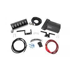 09 17 jeep wrangler jk 4wd mlc 6 light controller w 6