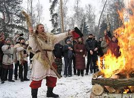 paganism vs christianity in russia hindu human rights