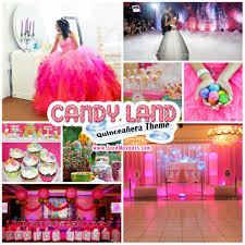 quinceanera ideas candy land quinceañera theme idea quinceañera ideas
