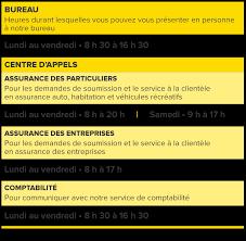 bureau assurance sociale promutuel assurance compagnie d assurance à montréal