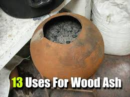 Ash Can For Fireplace by 13 Uses For Wood Ash Shtf Prepping U0026 Homesteading Central