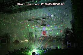 laser lights almatess outdoor waterproof rgb moving landscape