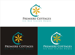 nursing home logo design galleries for inspiration