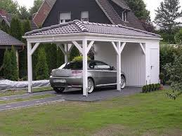 Garage Pergola Designs by Wooden Carport Solid Roof Garage Shed Ideas House Exterior Get