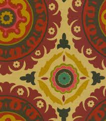 home decor print fabric waverly solar flair henna joann