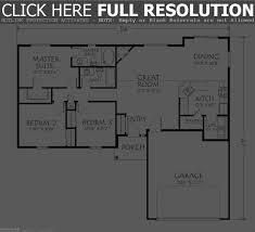 single story open floor plans plan 3 bedrooms 2 incredible bedroom