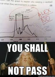 You Shall Not Pass Meme - you shall not pass meme by root memedroid