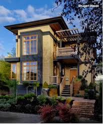 dynamic duo how to pull off a two tone exterior color scheme