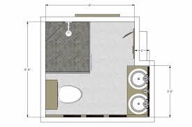 bathroom charming small bathroom floor plans with corner shower
