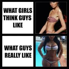 Skinny Girl Meme - attractiveness stupidbadmemes