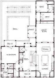 l shaped floor plans l shaped house plans with courtyard lovely 15 best floor plans