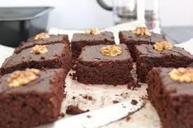 cuisiner sans sucre brownie sans sucre et sans beurre
