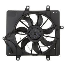 chrysler pt cruiser radiator fan 2003 chrysler pt cruiser replacement radiator fans carid com