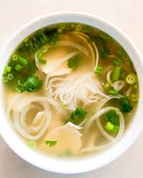 pho cuisine pho ga chicken noodle soup steamy kitchen recipes