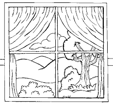 coloring book windows stained glass windows free coloring pages
