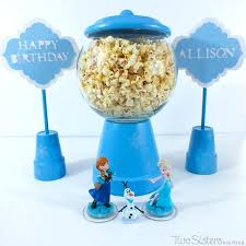 frozen centerpieces centerpieces birthday cool princess party decoration awe inspiring