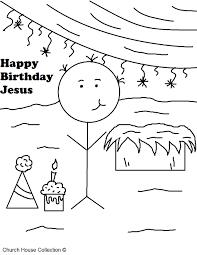 free christmas sunday lessons for preschool kids