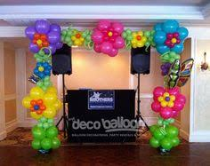 balloon decoration my deco balloon flowers and spring balloon