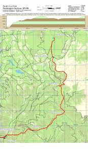 Lake Washington Map by Pct Topo Maps