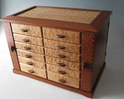Making A Jewelry Box - natural wooden jewelry box plans fabulous home ideas
