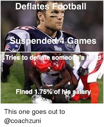 Best Football Memes - 25 best memes about deflated football deflated football memes