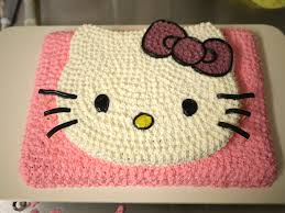 the mucky macbook the hello kitty cake how to crochet
