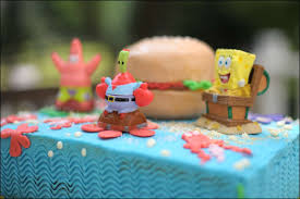 spongebob gray barn baking